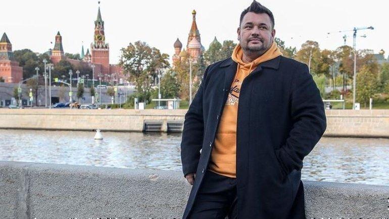 Сергей Жуков. Фото Instagram