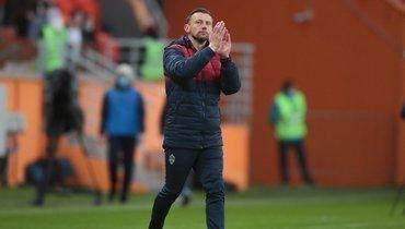 Игнашевич надеется, что уОлича получится вЦСКА напосту главного тренера