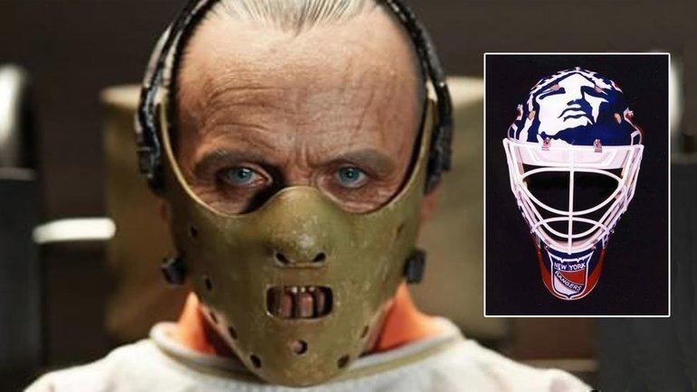 Этот человек создал знаменитую маску для «Молчания ягнят». Онмного лет делал шлемы имаски для вратарей НХЛ