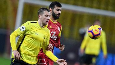 Аджоев заявил, что драки игроков «Арсенала» стренерами ЦСКА немогло быть