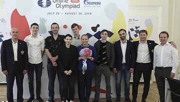 Глава Федерации шахмат России Филатов награжден орденом Почета