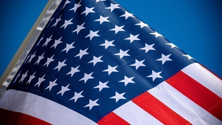 Флаг США. Фото AFP
