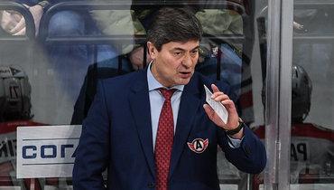 Мартемьянов стал новым главным тренером «Сибири»