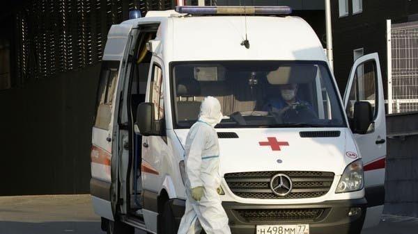 Эпидемия коронавируса в России. Фото Reuters