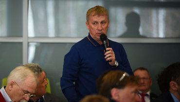 Польховский ненамерен завершать карьеру биатлонного тренера