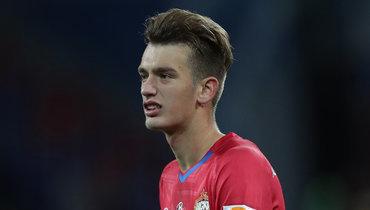 Карпов рассказал, что представлял свой гол вворота «Арсенала»