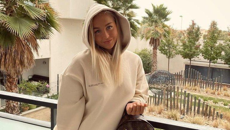 Анна Егорова нехочет быть секс-символом. Фото Instagram