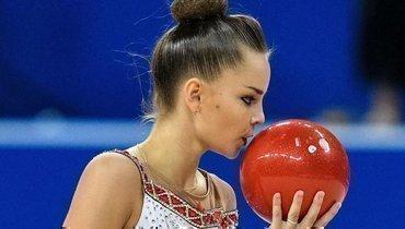 Дина Аверина стала победительницей вгимнастическом многоборье намеждународном онлайн-турнире