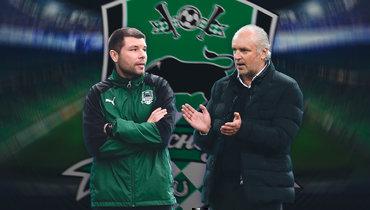 Мурад Мусаев (слева) иИгорь Шалимов.