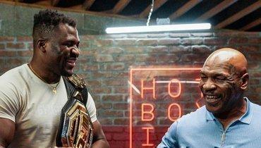 Тайсон считает, что Нганну могбы провести бой сДжонсом запределами UFC