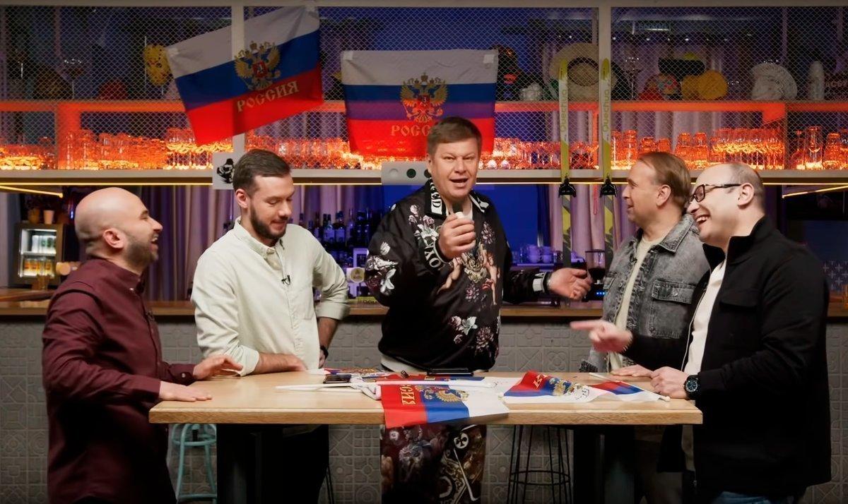 Губерниев зажег на «Коммент.Шоу»: оДзюбе, болельщиках-сектантах изнаменитой фразе оМалафееве