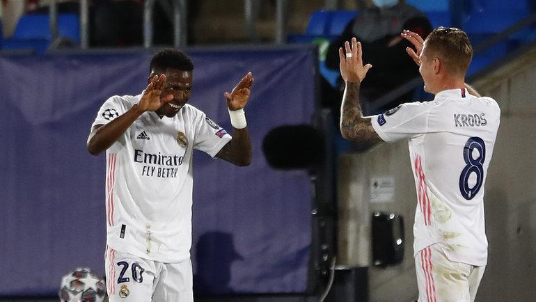 СМИ назвали стартовые составы «Реала» и «Барселоны». Фото AFP