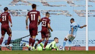«Лидс» вменьшинстве вдобавленное время вырвал победу у «Манчестер Сити»