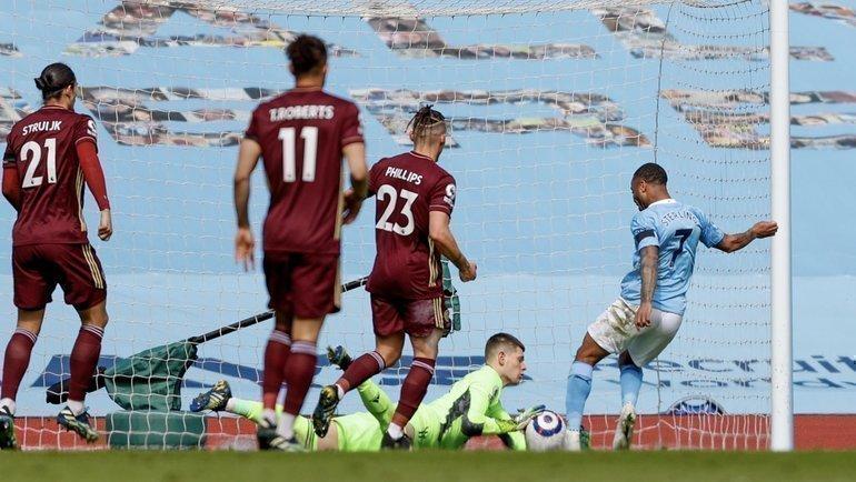10апреля. «Манчестер Сити»— «Лидс»— 1:2. Фото ФК «Лидс».
