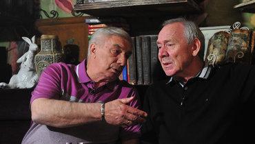 Романцев поздравил бывшего партнера иассистента по «Спартаку»