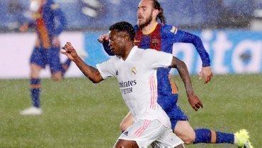 Винисиус признался влюбви к «Реалу» после победы над «Барселоной»