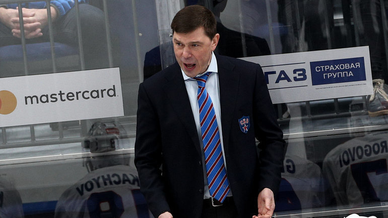 В «Динамо» определились стренером после срыва переговоров соЗнарком. Имстанет Алексей Кудашов