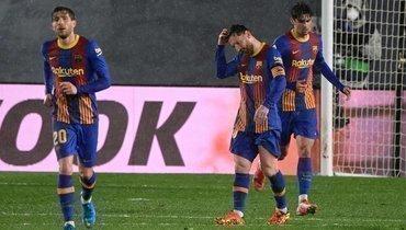 Серхи Роберто прокомментировал поражение «Барселоны» от «Реала»