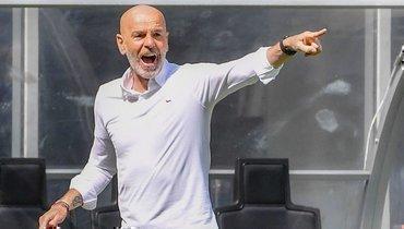 Пиоли прокомментировал удаление Ибрагимовича вматче с «Пармой»
