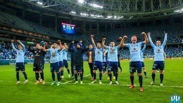 Гол Сулейманова принес «Нижнему Новгороду» победу над «СКА-Хабаровском»