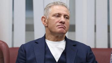 Президент «Сочи» Борис Ротенберг.
