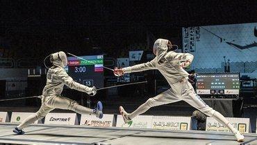Российские фехтовальщики— лучшие напервенстве мира.