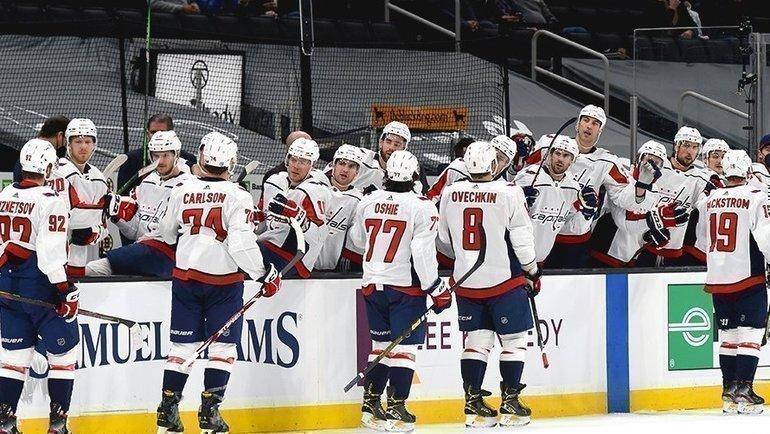 12апреля. «Бостон»— «Вашингтон»— 1:8. Фото nhl.com