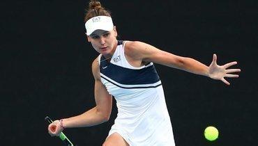 Кудерметова поднялась напятое место вчемпионской гонке WTA