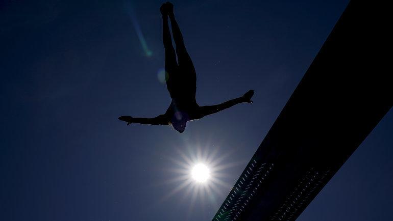 ВМоскве 12-летний спортсмен впал вкому после неудачной попытки прыжка вводу. Фото Дмитрий Коротаев / «Известия»