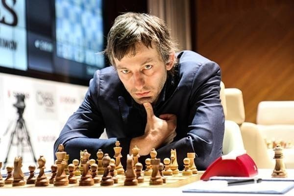 Александр Грищук. Фото Этери Кублашвили.