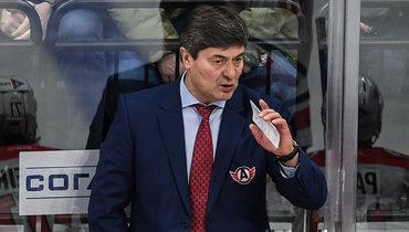 Мартемьянов рассказал отом, как будут распределены зоны ответственности втренерском штабе «Сибири»