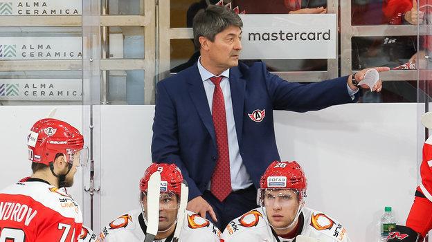 Андрей Мартемьянов. Фото photo.khl.ru