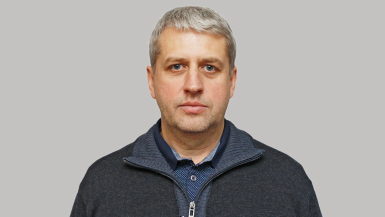 Станислав Сухина. Фото ФК «Локомотив».