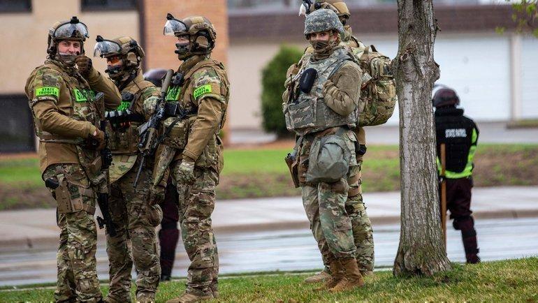 12апреля. Полиция вБруклине. Фото AFP