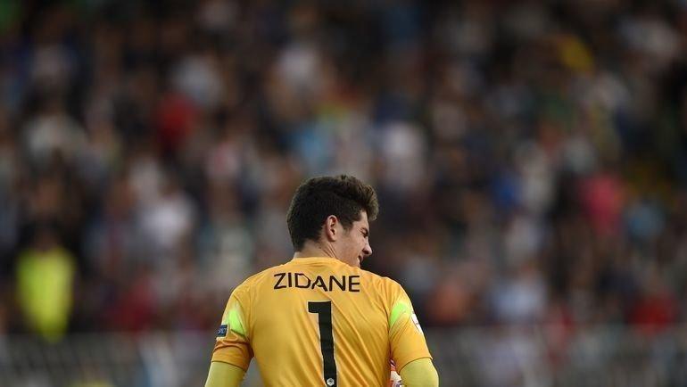 Лука Зидан. Фото Reuters
