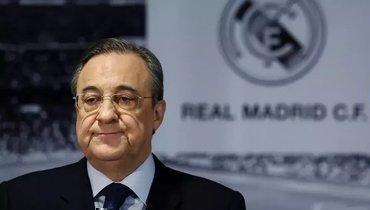 «Реал» подтвердил переизбрание Переса напост президента клуба