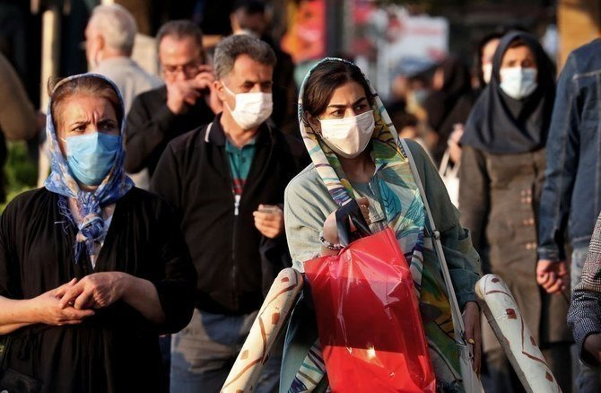Коронавирус вмире. Фото Reuters