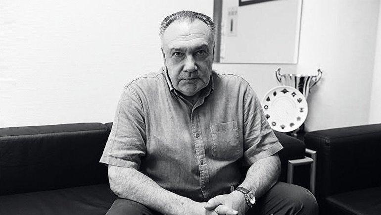 Александр Ярдошвили. Фото ФК «Спартак»