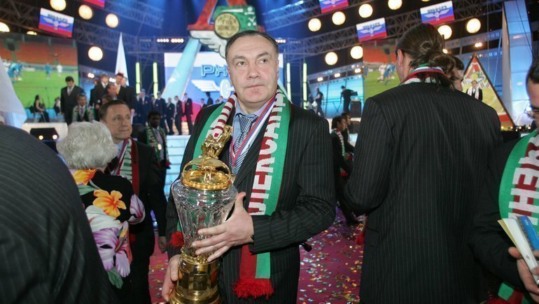 Александр Ярдошвили. Фото Twitter