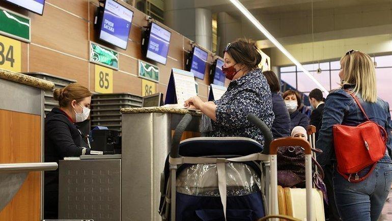 Россия приостановила авиасообщение с Турцией и Танзанией. Фото Владимир Гердо., ТАСС