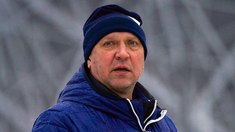 Юрий Батуренко. Фото ФК «Ротор»