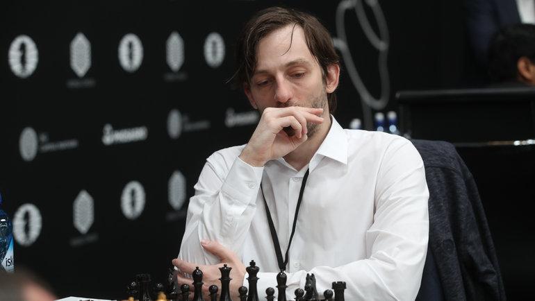 Александр Грищук. Фото Зураб Джавахадзе/Известия