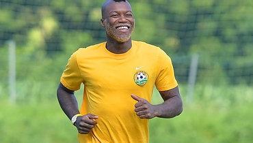39-летний Джибриль Сиссе второй раз возобновил футбольную карьеру