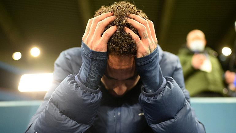 Неймар. Фото UEFA