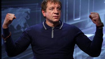 Емельяненко отреагировал нановость отом, что Джиган просит 50 миллионов рублей забой сним