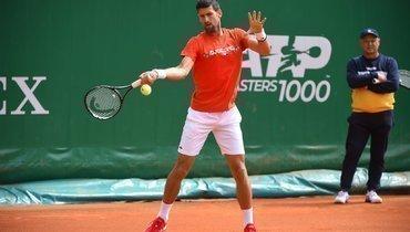 Джокович вышел в третий круг турнира в Монте-Карло