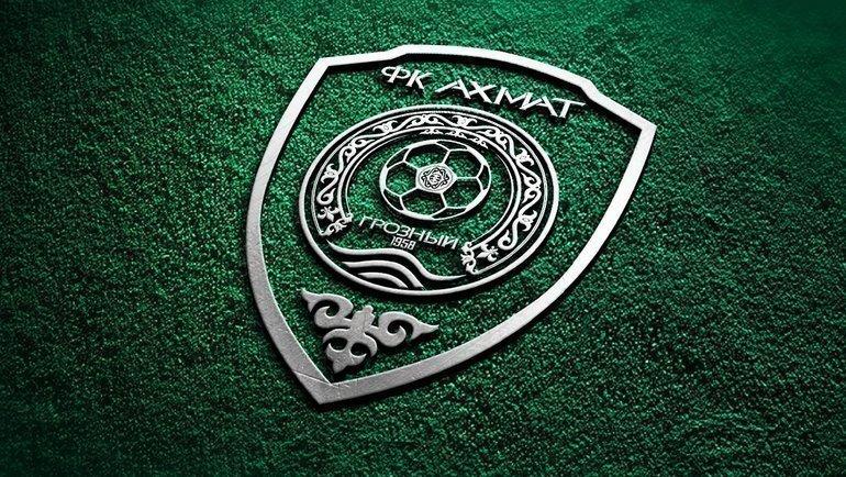 Эмблема «Ахмата». Фото ФК «Ахмат».