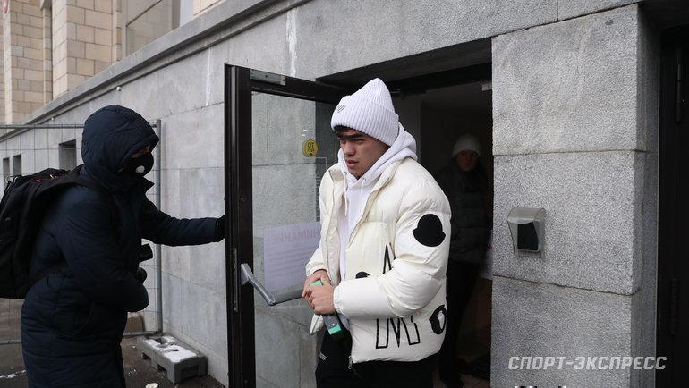 Остон Урунов. Фото Федор Успенский, «СЭ» / Canon EOS-1D X Mark II