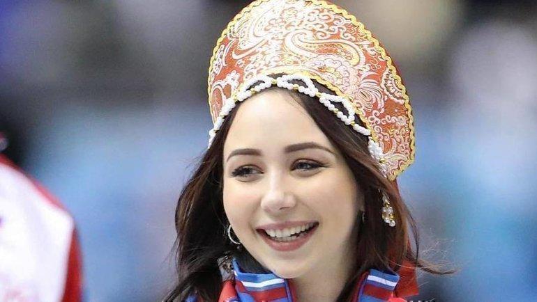 Капитан сборной России накомандном чемпионате мира Елизавета Туктамышева. Фото Instagram