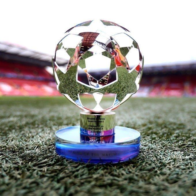 Стали известны все полуфиналисты Лиги чемпионов. Фото Twitter